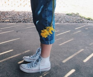90s, blue, and converse image