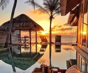 summer, travel, and paradise image