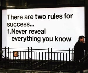 know, success, and there image