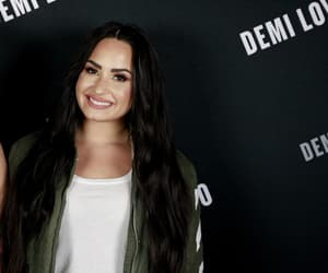 demi lovato and tell me you love me tour image