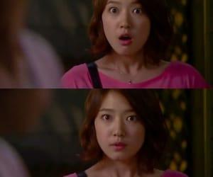 beauty, korean girl, and short hair image