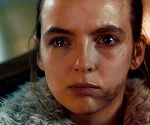 gif, villanelle, and jodie comer image