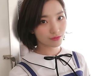 asian girl, idol school, and korean image