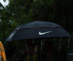 nike and umbrella image