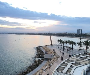 Barcelona, summer, and travel image