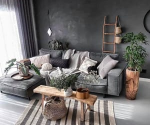 house and living room image
