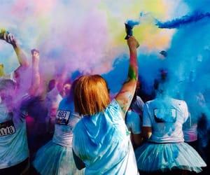 bright, fun, and colorful image