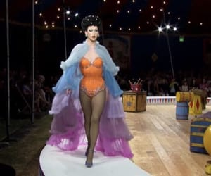fashion, Moschino, and Queen image