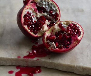 fruit and pomegranate image