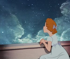 disney, peter pan, and wallpaper image