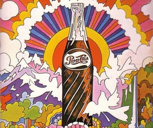 Pepsi, vintage, and cola image