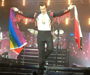 Harry Styles, mexico, and flag image