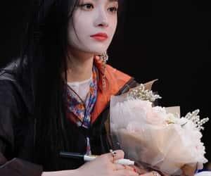 k-pop, pledis, and jieqiong image
