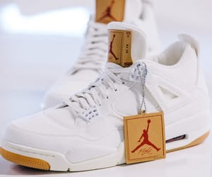 denim, jordan, and white jeans image