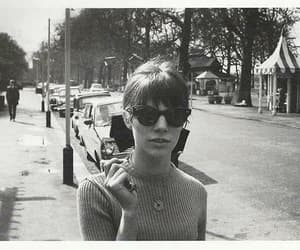 aesthetic, jane birkin, and random image