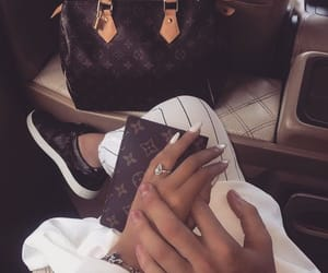 luxury, fashion, and Louis Vuitton image