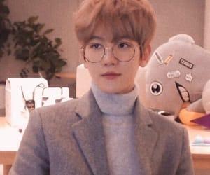 exo, kpop, and kboy image
