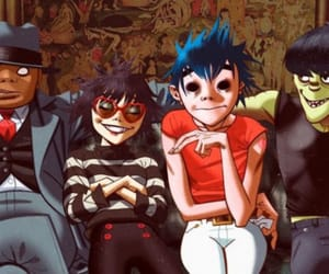 archive and gorillaz image