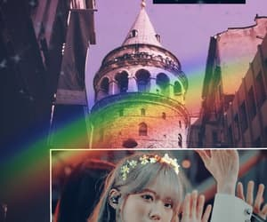 kpop edits, luda, and kpop background image
