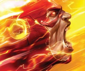 flash, dc comics, and barry allen image