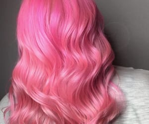 alternative, beauty, and colored hair image