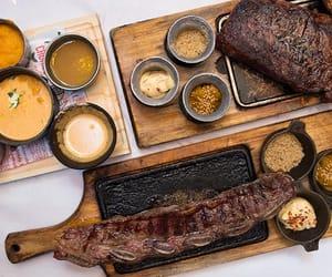 la cabrera parrilla, la cabrera steak menu, and buenos aires foodie image