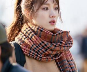 kdrama, ulzzang, and lee sung kyung image