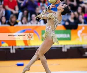 ball, pazhava, and rhythmic gymnastics image