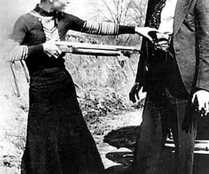 1930, Bonnie, and outlaws image