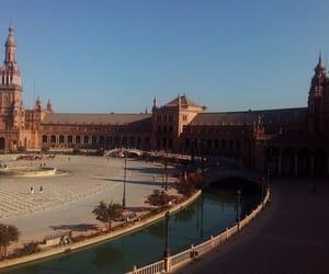 espana, plaza de españa, and places image