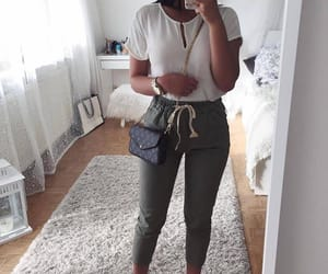 fashion, outfit, and comfy image