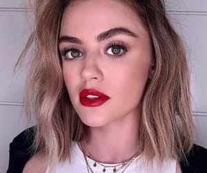 lucy hale, rosewood, and prettylittleliars image