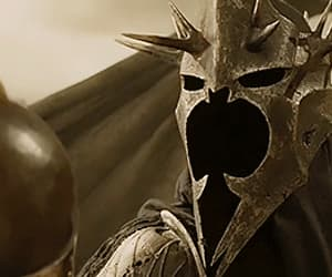 eowyn, fight, and gif image