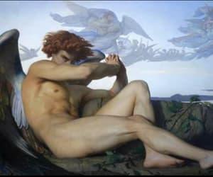 alexandre cabanel, fallen angel, and lucifer image