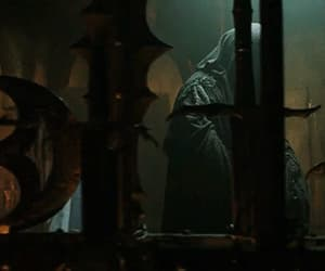 gif, mordor, and king witch image
