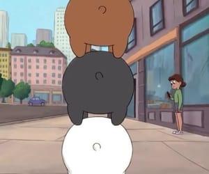 bear, bears, and cartoon image