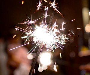 fireworks, light, and photography image