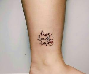 tatoo, love, and tatoo love image