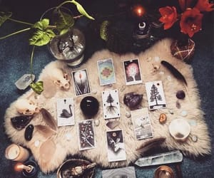 crystals and wicca image