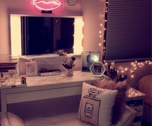 room, vanity, and decor image