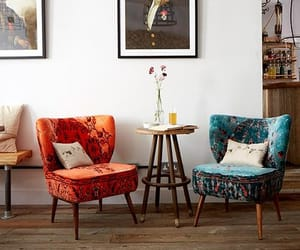 armchair, bar, and carpet image