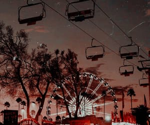 aesthetic, alternative, and amusement park image