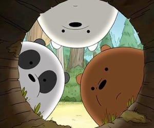 bear, bears, and cartoon network image