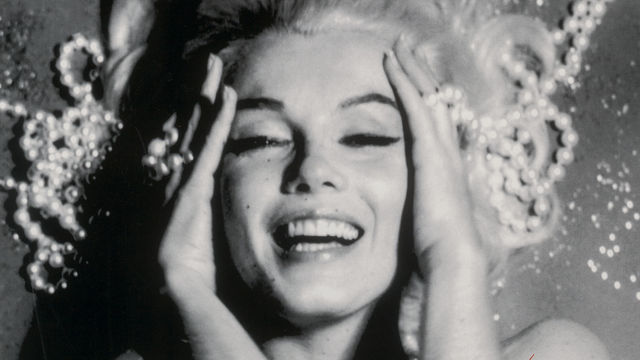 article, Marilyn Monroe, and nail care image