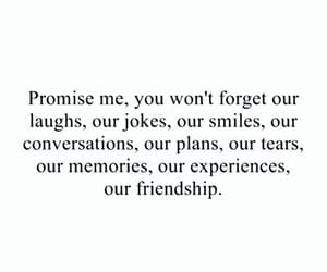 friendship, quotes, and memories image