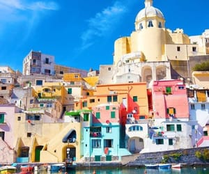 travel, colors, and city image