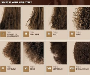haircare, naturals, and hair type image