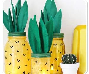 diy and pineapple image