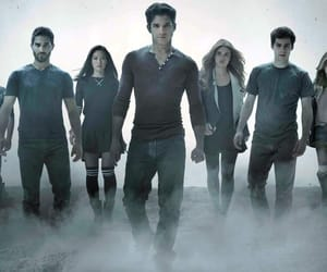 article, characters, and teen wolf image