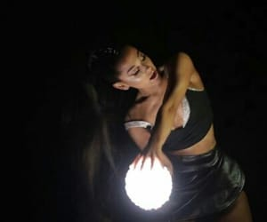 ariana grande, the light is coming, and ariana image